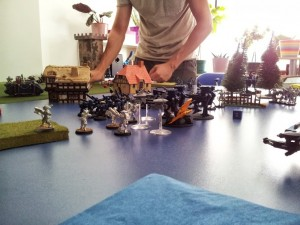 Tau vs Chaos 6th 1500